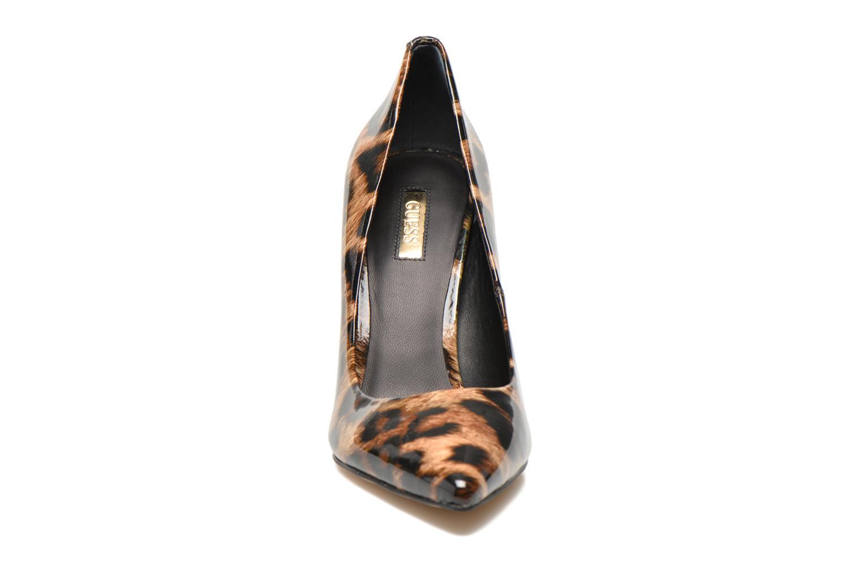 High heels Guess Plasma6 Multicolor model view