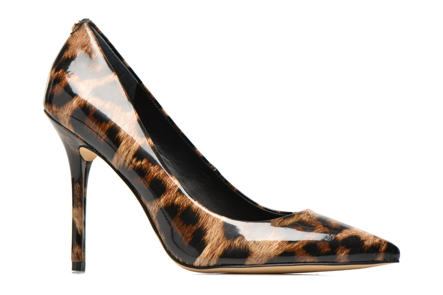 High heels Guess Plasma6 Multicolor back view