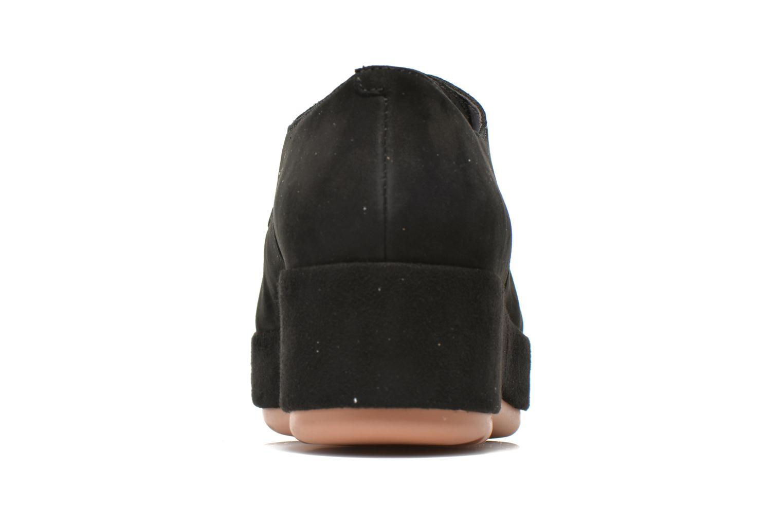 Schnürschuhe Camper Dessa K200084 schwarz ansicht von rechts