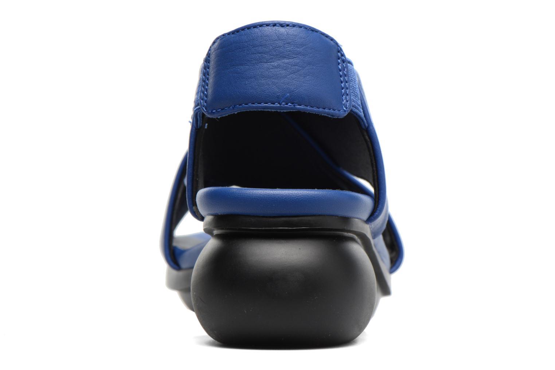 Sandales et nu-pieds Camper Balloon K200066 Bleu vue droite