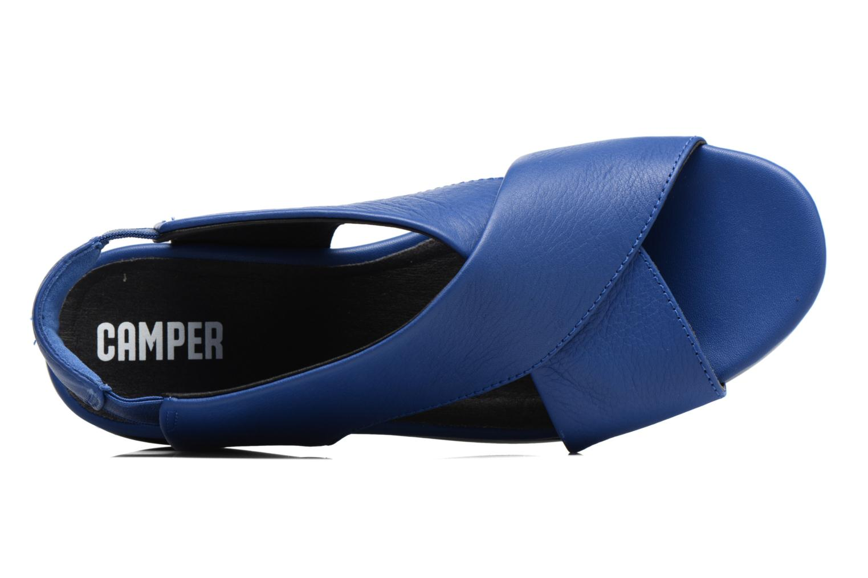 Sandales et nu-pieds Camper Balloon K200066 Bleu vue gauche