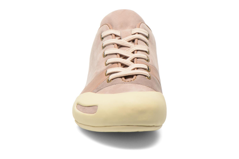 Sneaker Camper Twss K200169 grau schuhe getragen