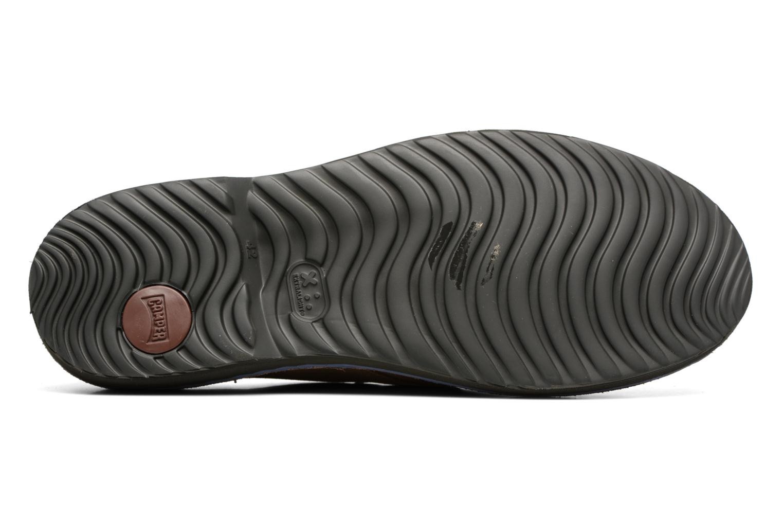 Chaussures à lacets Camper Morrys K100057 Beige vue haut