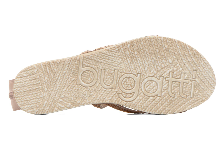 Sandales et nu-pieds Bugatti Jodie V6585-6N Rose vue haut