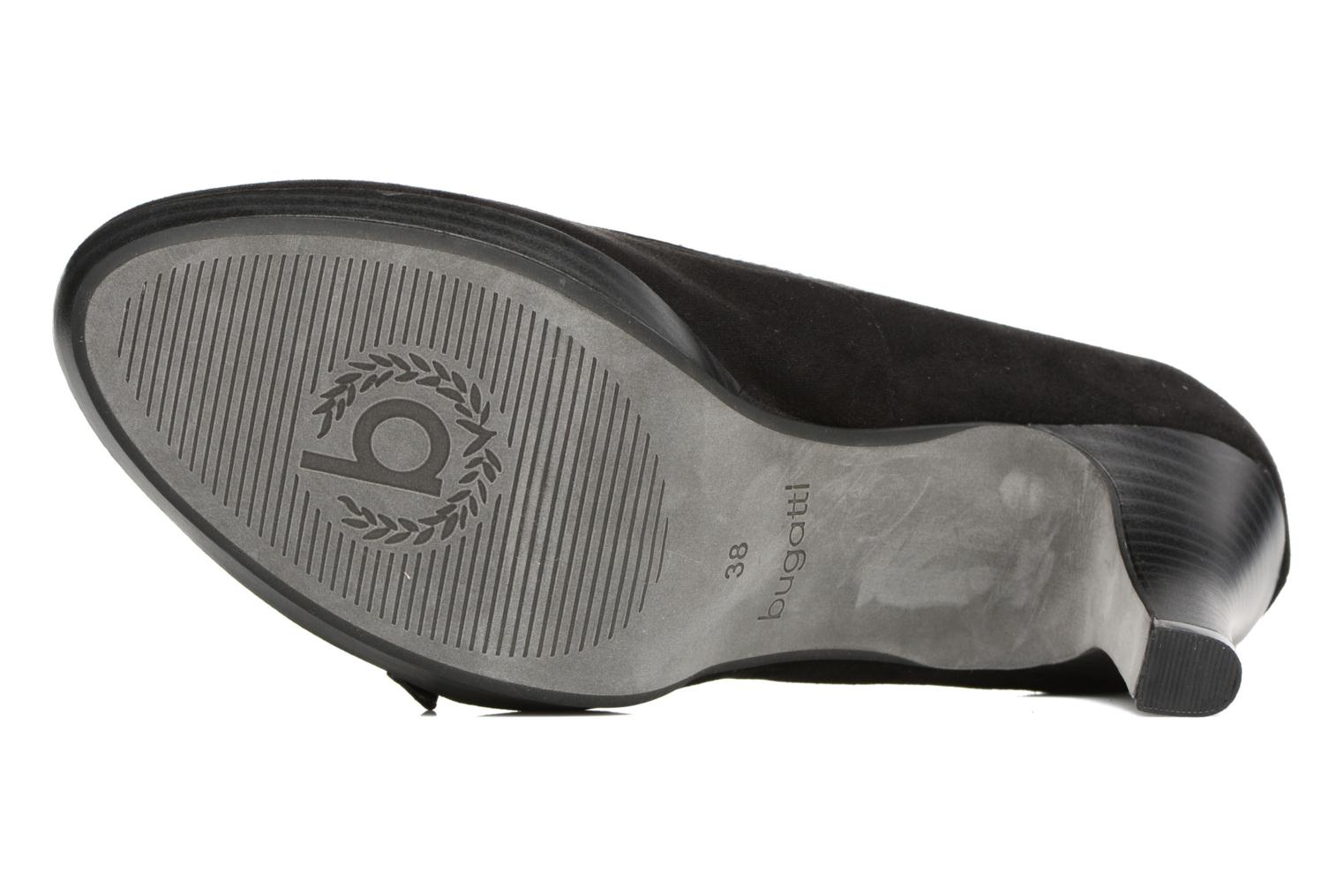 High heels Bugatti Isabella W6679-6V Black view from above