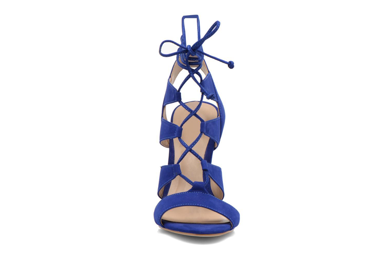 Sandalen Steve Madden SANDALIA blau schuhe getragen