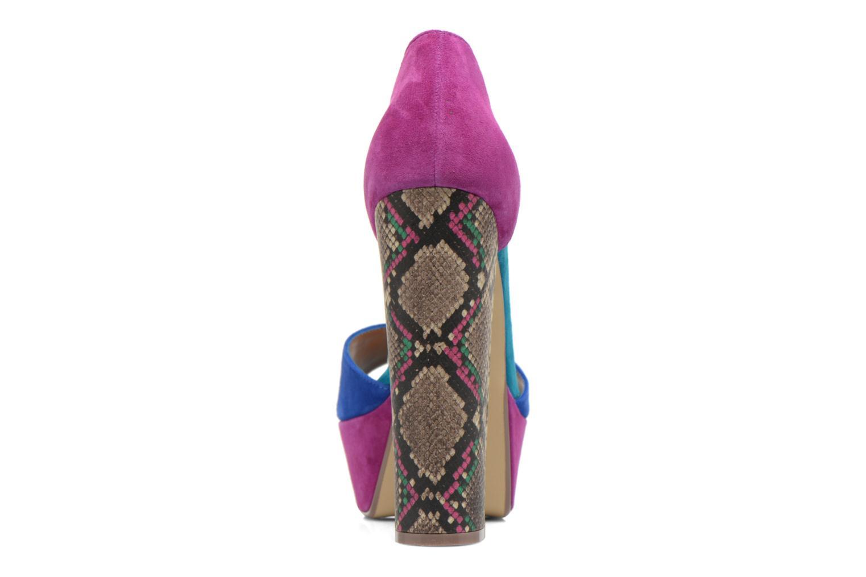 Sandales et nu-pieds Steve Madden MYRAA Multicolore vue droite