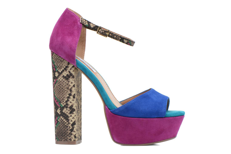 Sandales et nu-pieds Steve Madden MYRAA Multicolore vue derrière