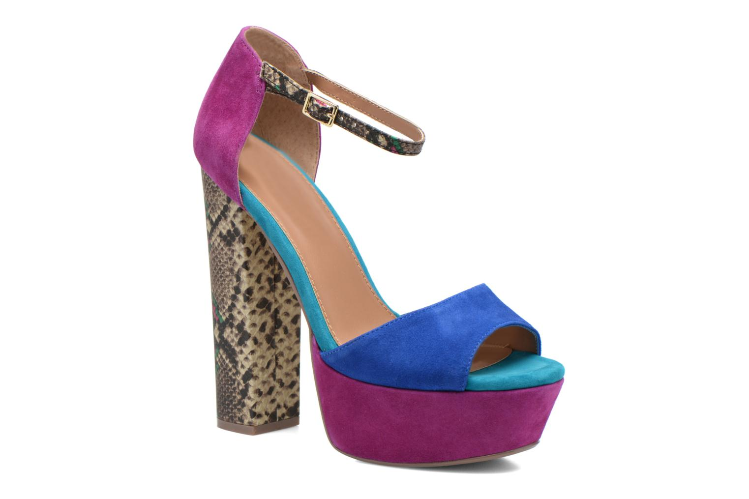 Sandals Steve Madden MYRAA Multicolor detailed view/ Pair view