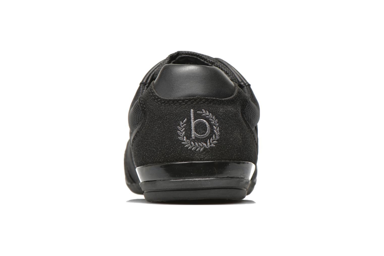 Sneaker Bugatti River F4702 schwarz ansicht von rechts