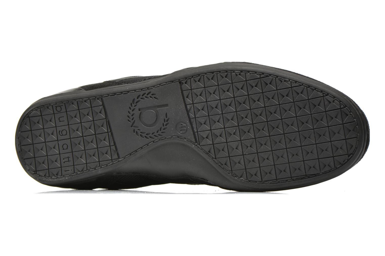 Sneaker Bugatti River F4702 schwarz ansicht von oben