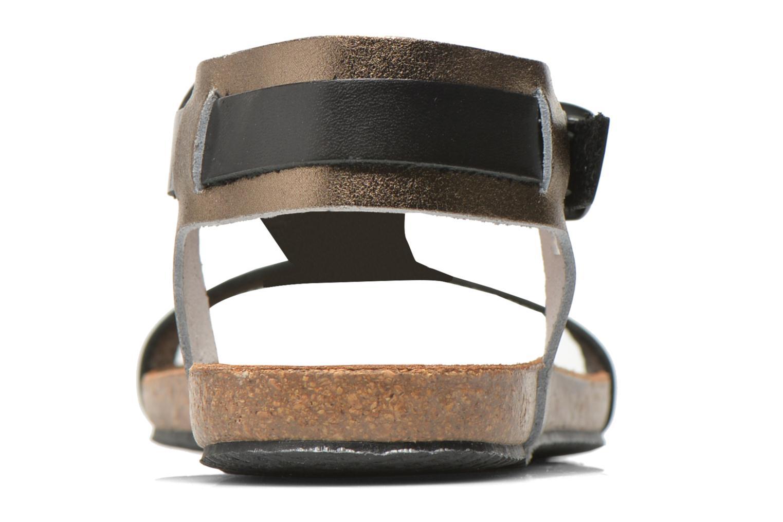 Sandales et nu-pieds Esprit Aisha Sandal 2 Noir vue droite