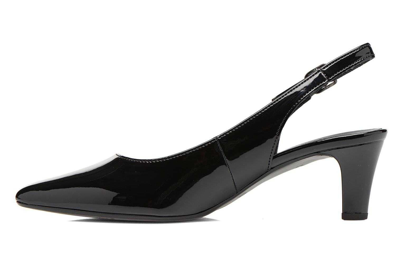 Zapatos de tacón Gabor Liro Negro vista de frente