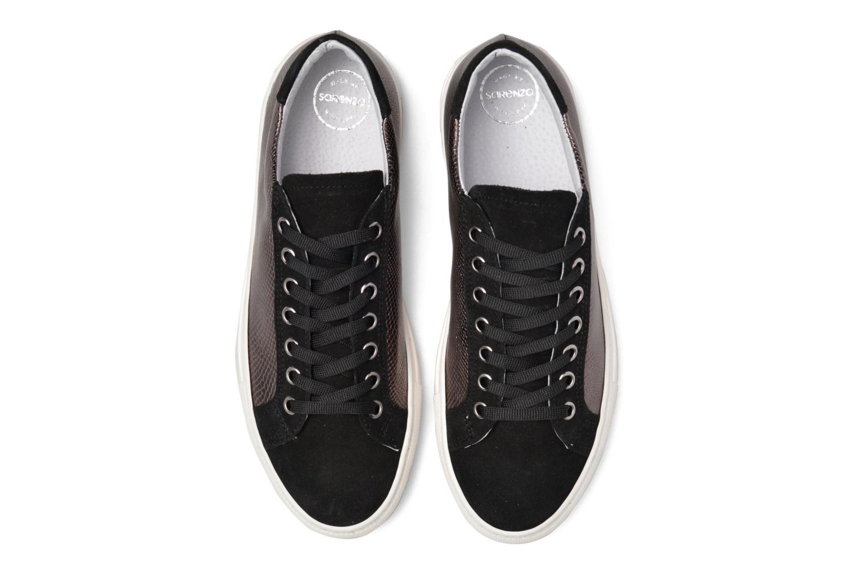Baskets Made by SARENZA Seven Tease #2 Noir vue portées chaussures