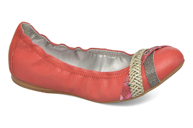 Ballerinas Madison Clewou rot detaillierte ansicht/modell