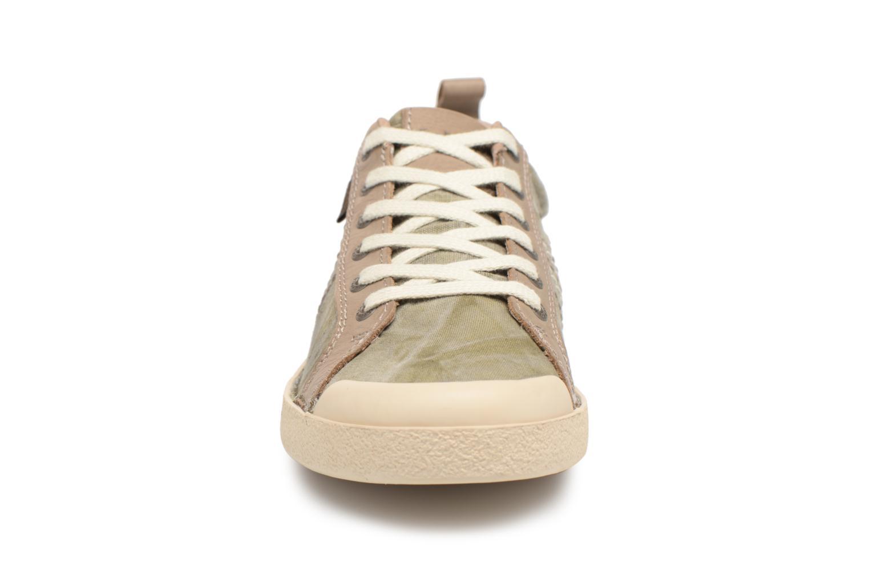 Sneakers Kickers TRIDENT Groen model