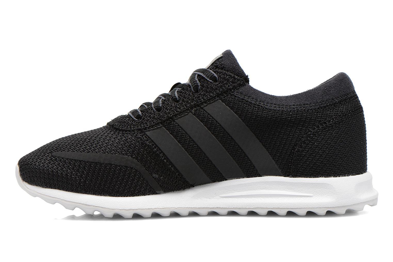 Sneakers Adidas Originals Los Angeles K Zwart voorkant