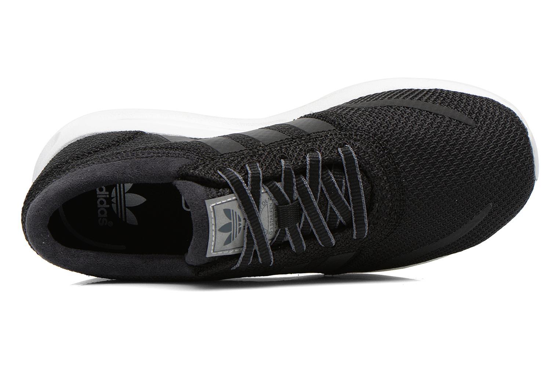 Sneakers Adidas Originals Los Angeles K Zwart links