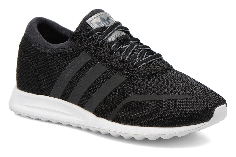 Sneakers Adidas Originals Los Angeles K Zwart detail