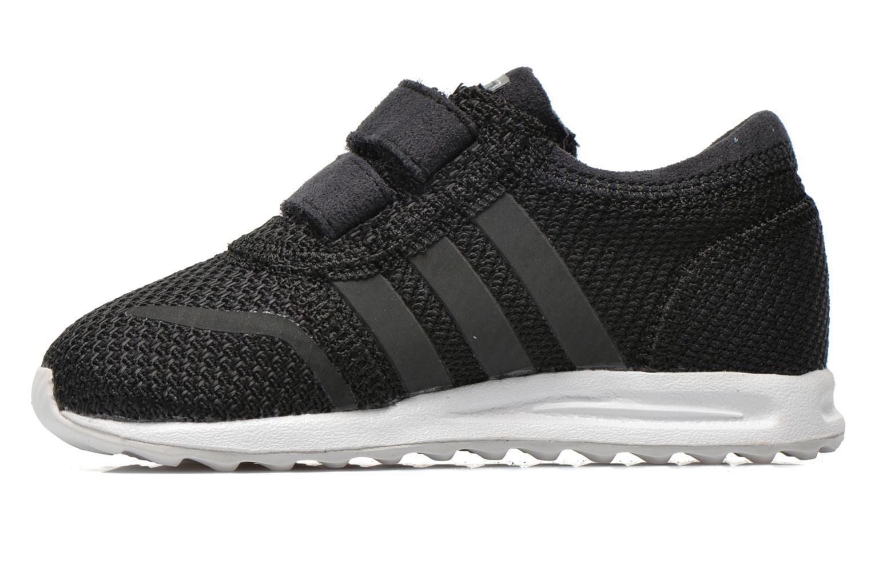 Sneaker Adidas Originals Los Angeles Cf I schwarz ansicht von vorne