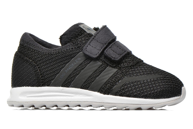 Sneaker Adidas Originals Los Angeles Cf I schwarz ansicht von hinten