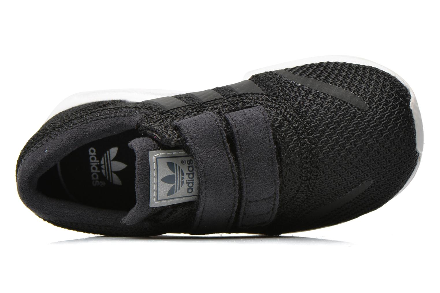 Sneakers Adidas Originals Los Angeles Cf I Nero immagine sinistra