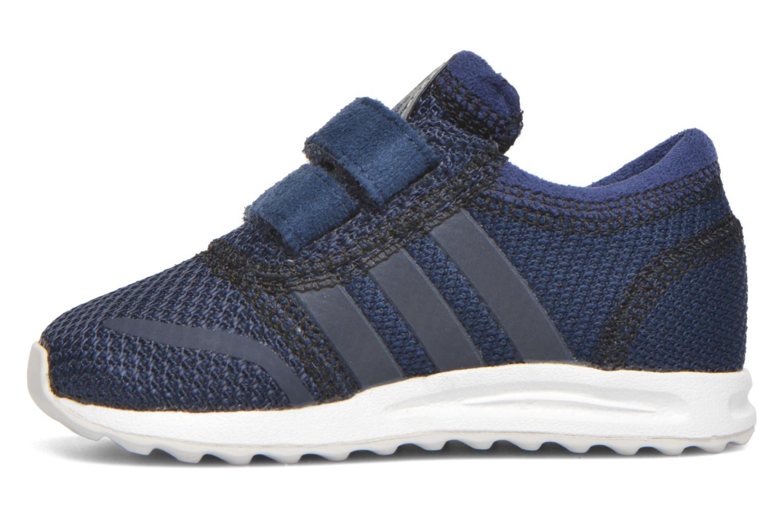 Sneaker Adidas Originals Los Angeles Cf I blau ansicht von vorne