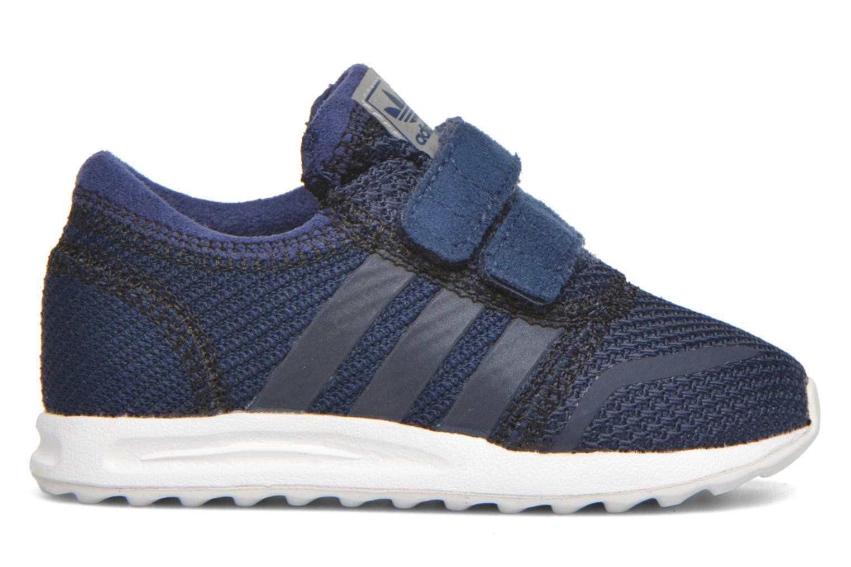 Sneaker Adidas Originals Los Angeles Cf I blau ansicht von hinten