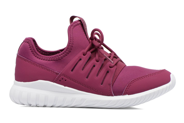 Baskets Adidas Originals Tubular Radial K Violet vue derrière