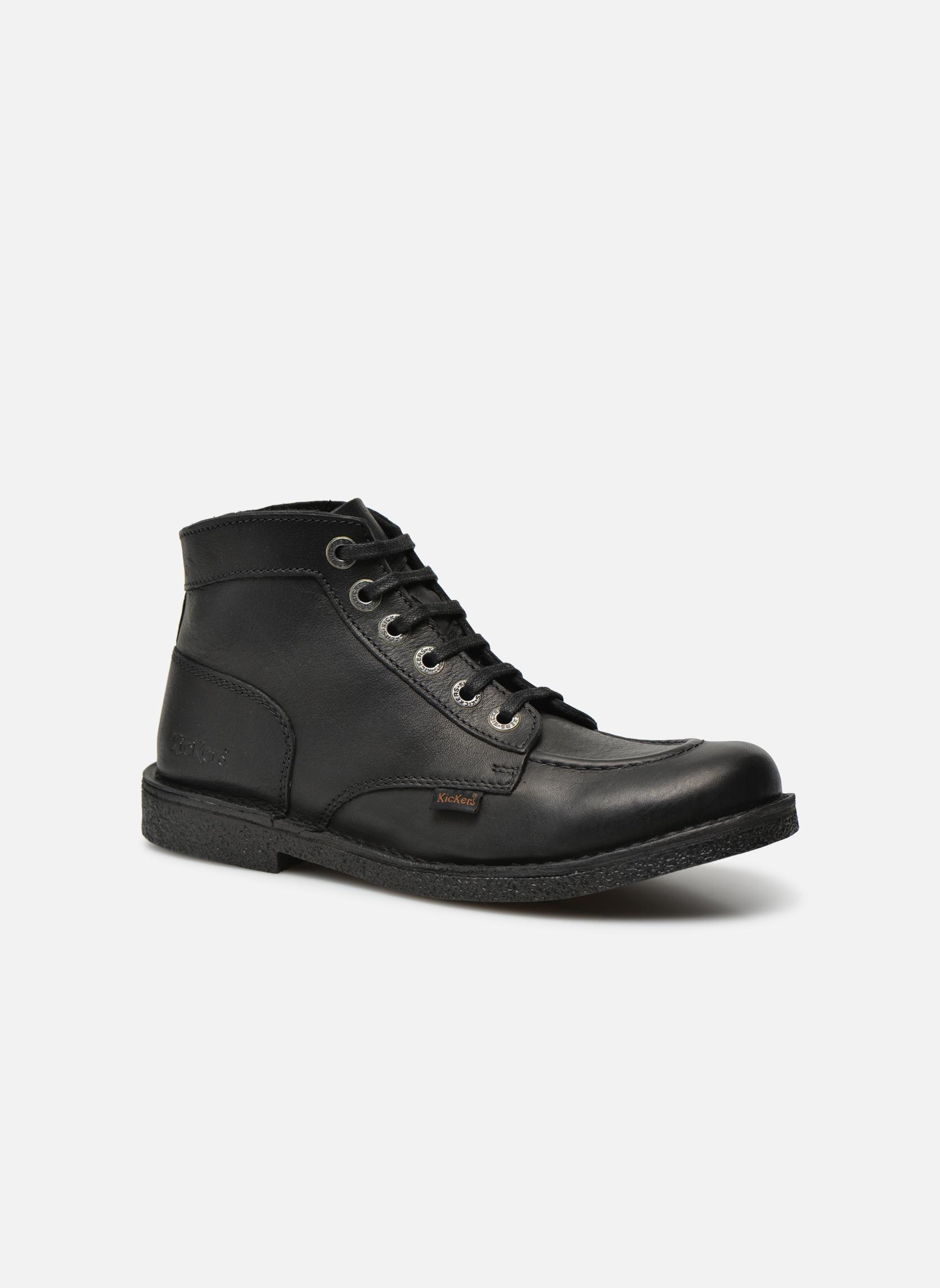 Boots en enkellaarsjes Heren Kickstoner