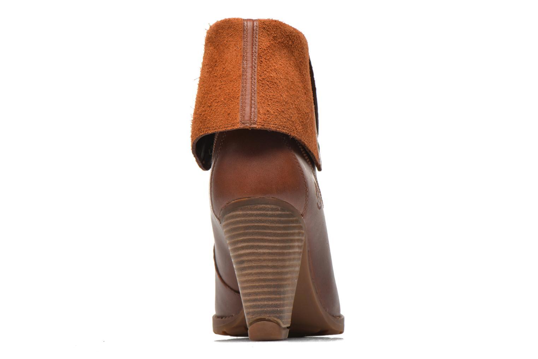 Stiefeletten & Boots Timberland Stratham Heigts braun ansicht von rechts
