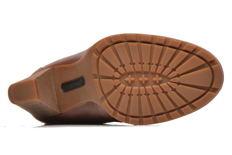 Stiefeletten & Boots Timberland Stratham Heigts braun ansicht von oben