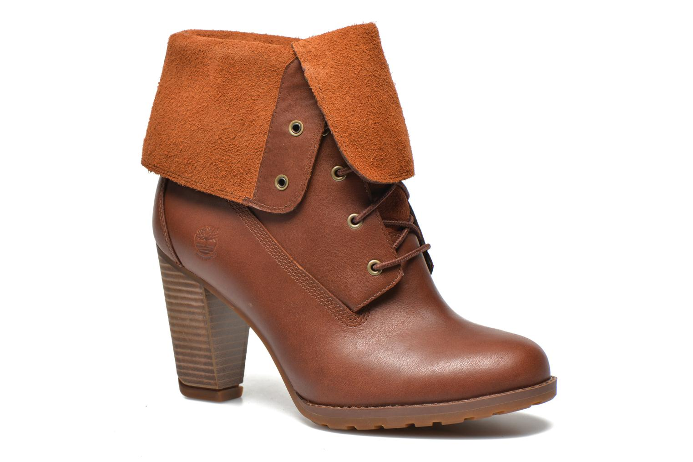 Stiefeletten & Boots Timberland Stratham Heigts braun detaillierte ansicht/modell
