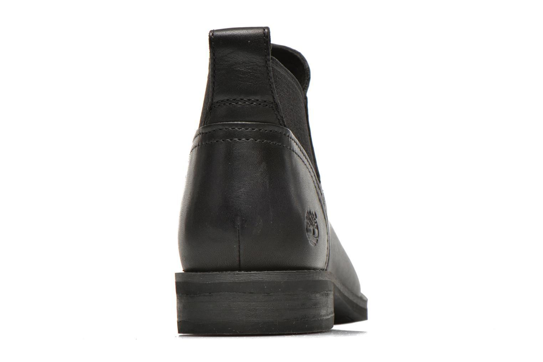 Bottines et boots Timberland Savin Hill Gore Ankle Boot Noir vue droite