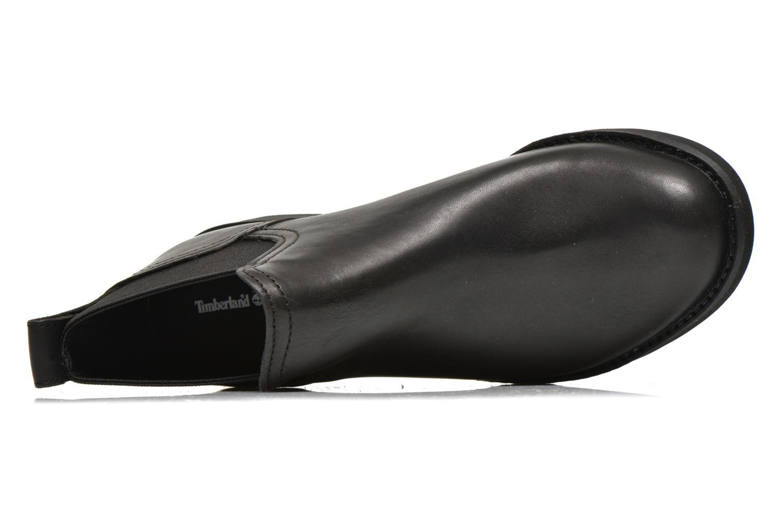 Bottines et boots Timberland Savin Hill Gore Ankle Boot Noir vue gauche