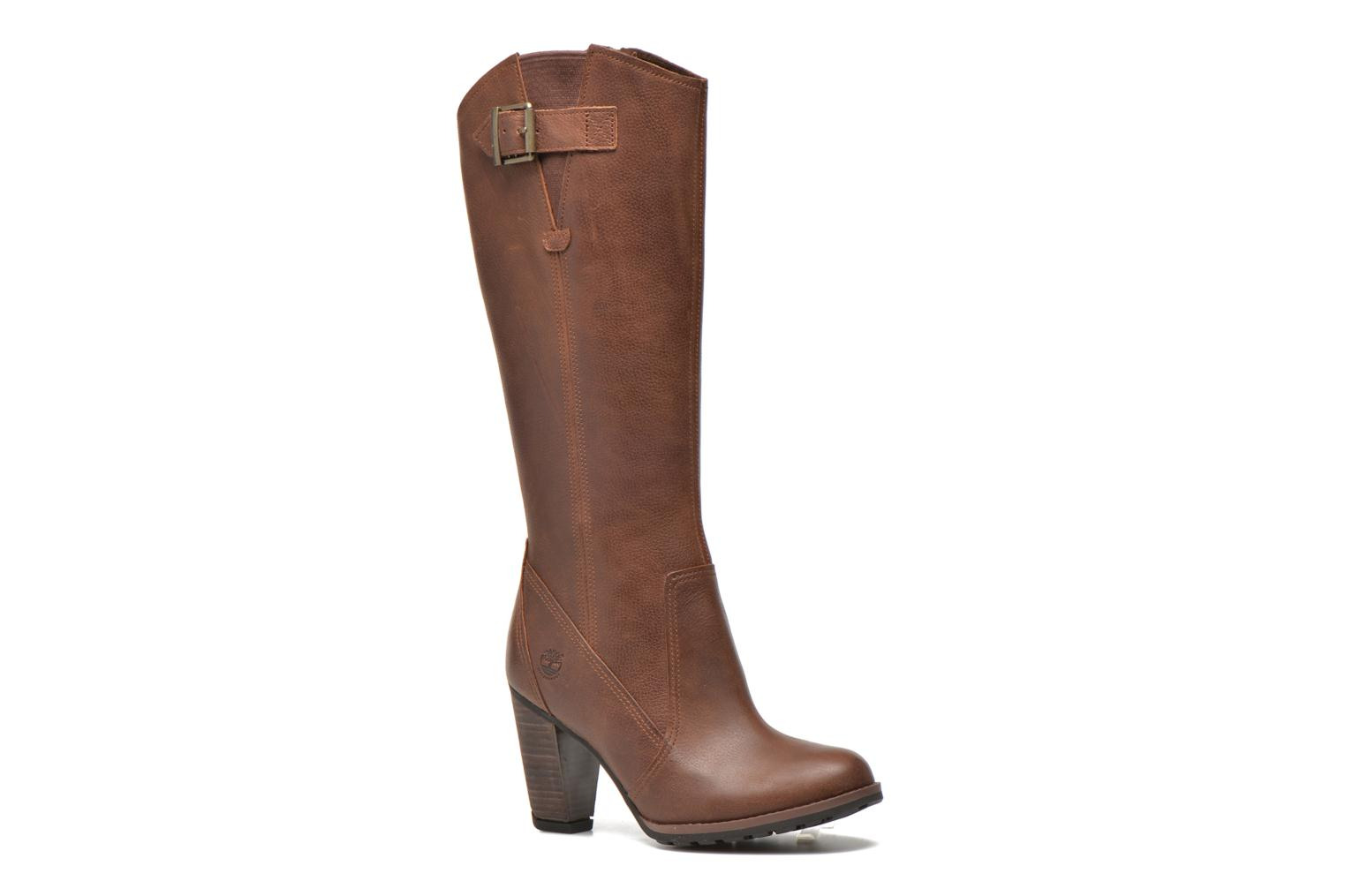 Bottes Timberland Stratham Heights Tal Marron vue détail/paire