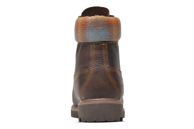 """Stiefeletten & Boots Timberland Icon 6"""" Premium Boot braun ansicht von rechts"""