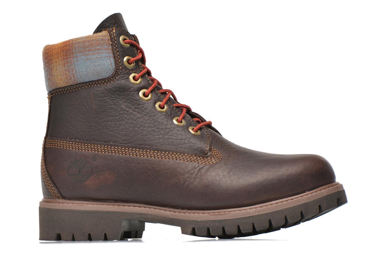 """Bottines et boots Timberland Icon 6"""" Premium Boot Marron vue derrière"""