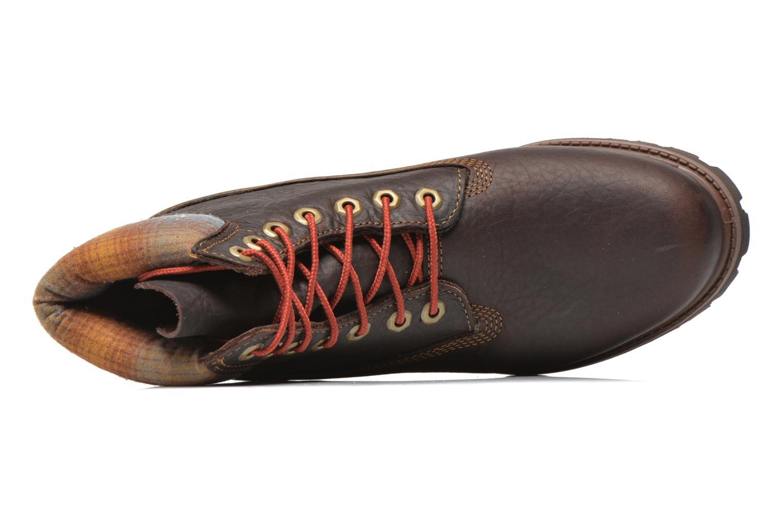 "Bottines et boots Timberland Icon 6"" Premium Boot Marron vue gauche"