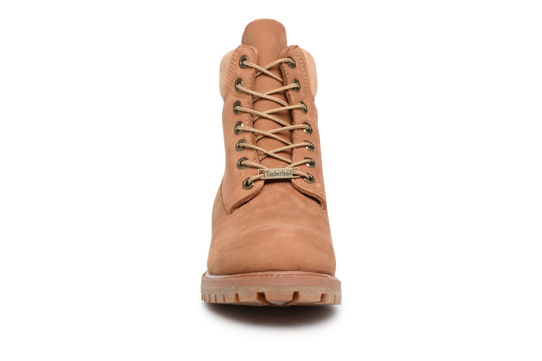 "Stiefeletten & Boots Timberland 6"" Premium Boot braun schuhe getragen"