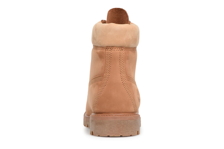 """Stiefeletten & Boots Timberland 6"""" Premium Boot braun ansicht von rechts"""