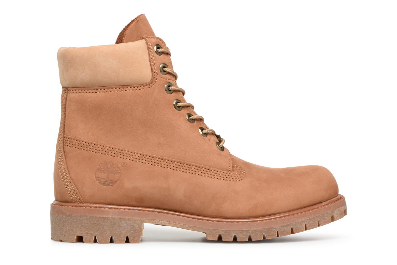 """Stiefeletten & Boots Timberland 6"""" Premium Boot braun ansicht von hinten"""