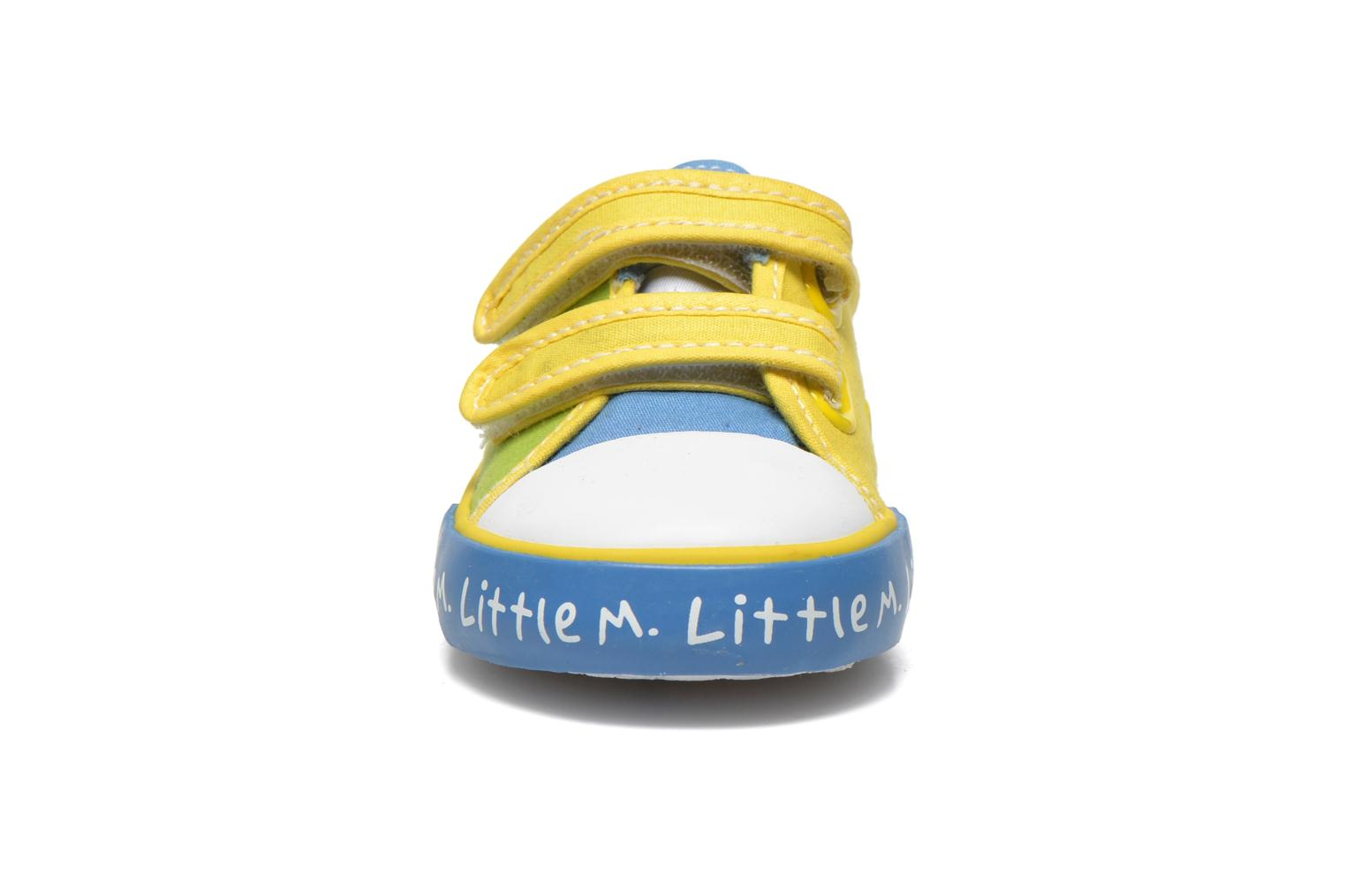 Baskets Little Mary Little Sneakers Vert vue portées chaussures