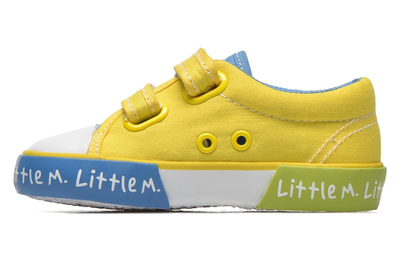 Baskets Little Mary Little Sneakers Vert vue face