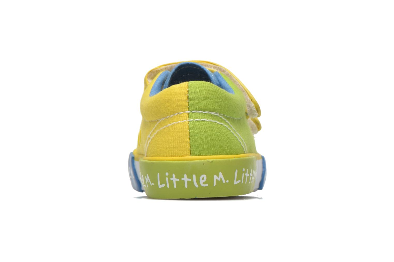 Baskets Little Mary Little Sneakers Vert vue droite