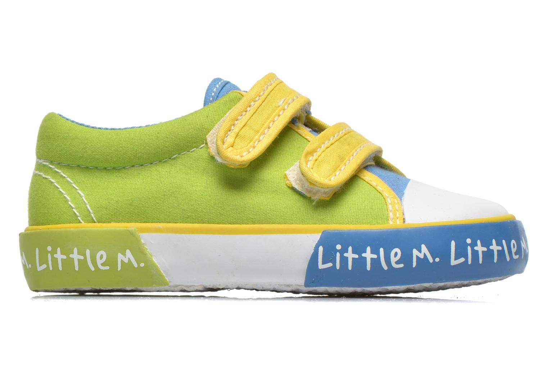 Baskets Little Mary Little Sneakers Vert vue derrière