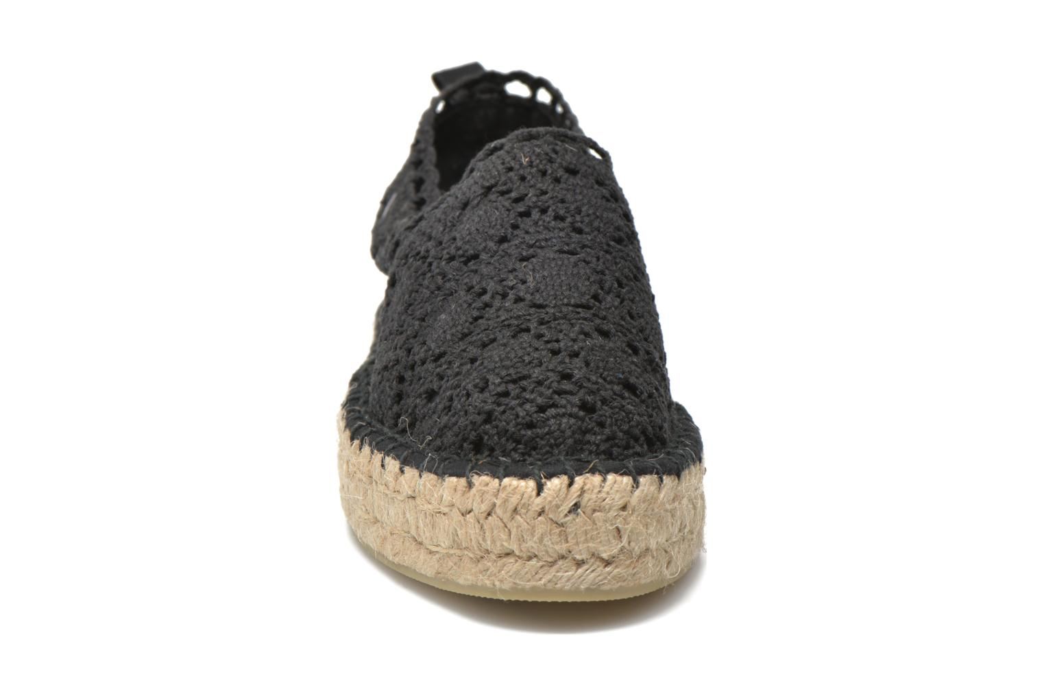 Espadrilles Colors of California Lara 2 Black model view