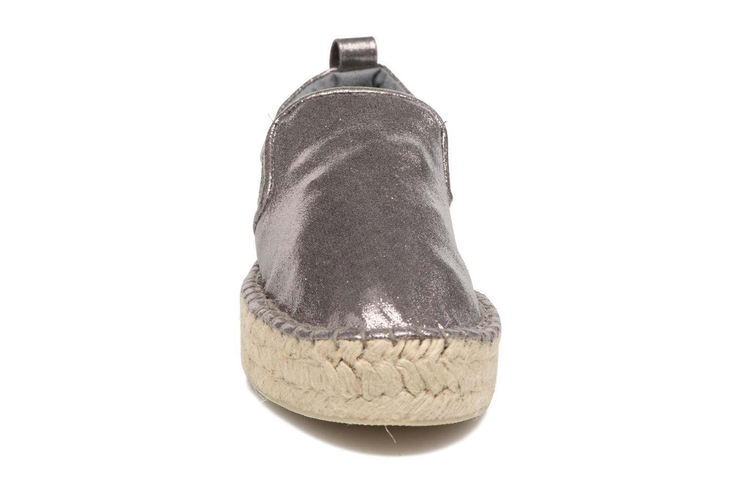 Espadrilles Colors of California Vicky Grey model view