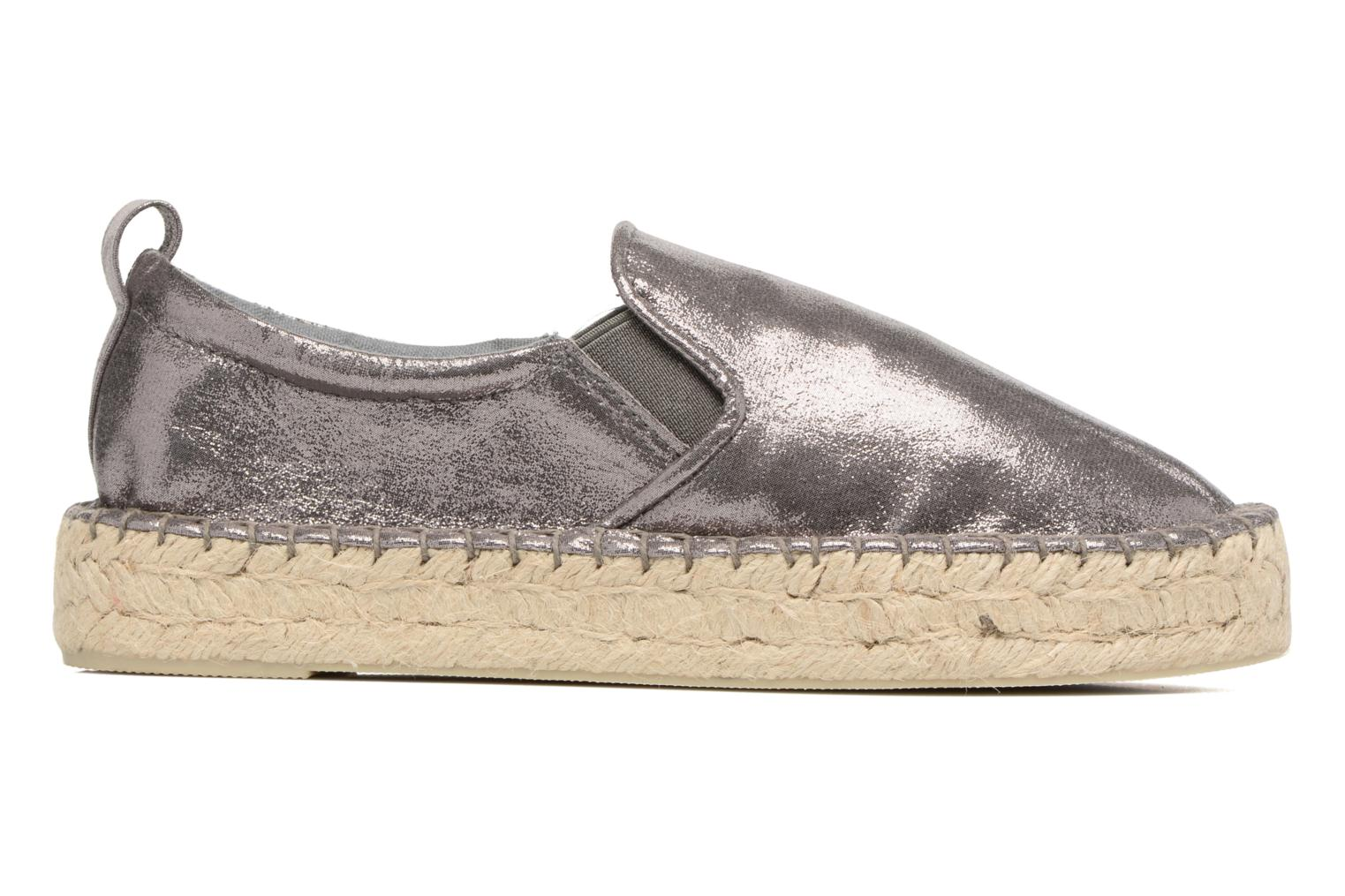 Espadrilles Colors of California Vicky Grey back view