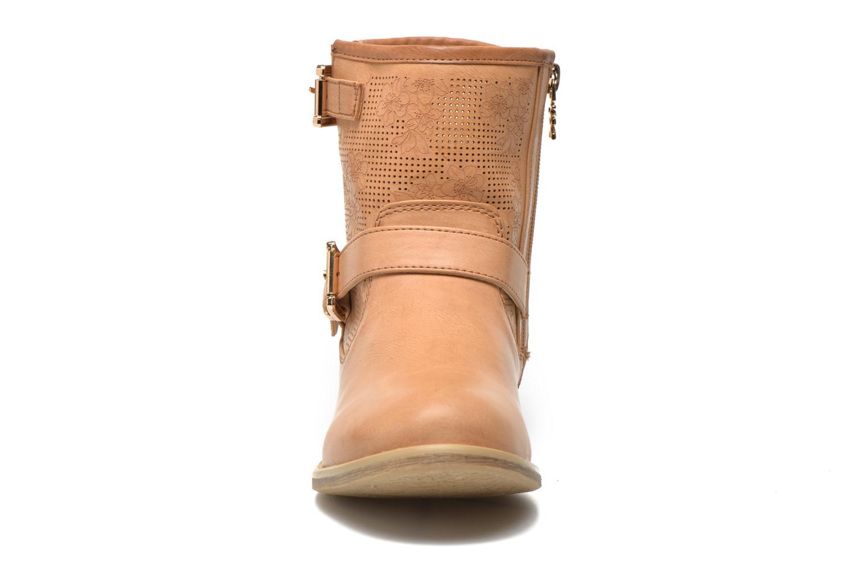 Bottines et boots Xti Randy 45017 Marron vue portées chaussures